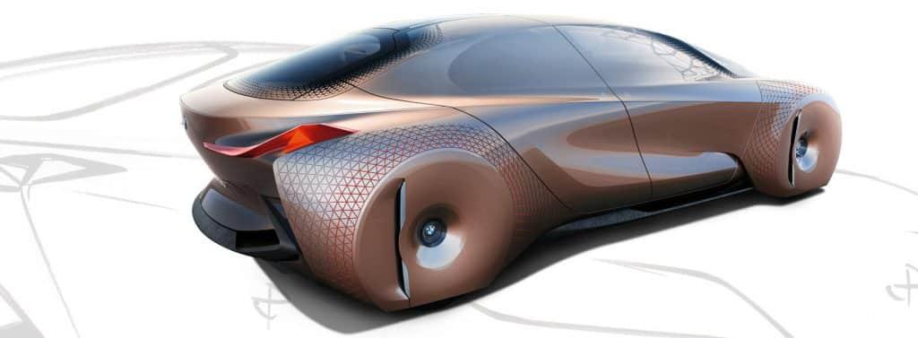 写真15:「BMW VISION NEXT 100」
