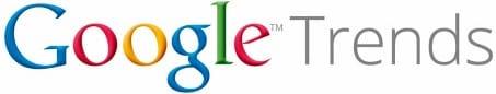 Googleトレンドロゴ
