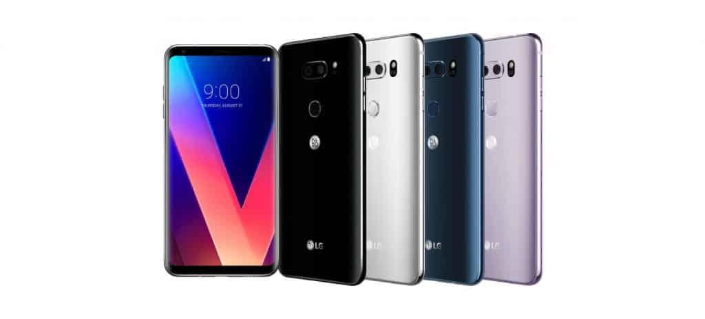 LG V30画像