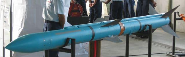 99式空対空誘導弾画像
