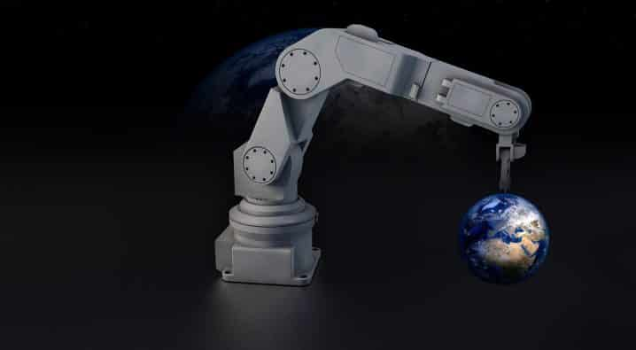 ロボット関連銘柄のトップ画像
