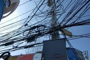 電線地中化関連銘柄のトップ画像