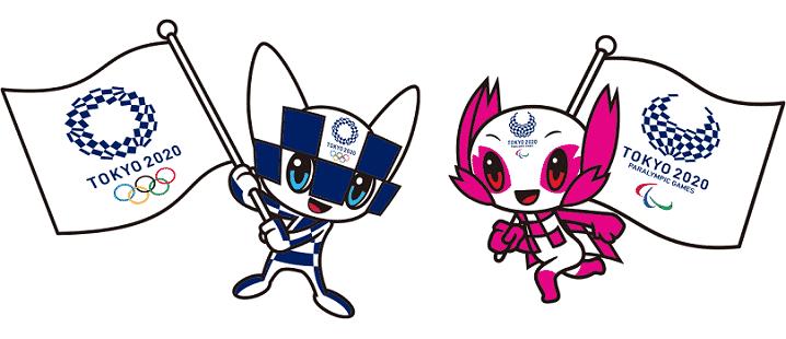 2020年東京オリンピックマスコット