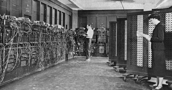 ENIAC(エニアック)の画像