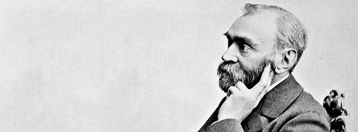 アルフレッド・ベルンハルド・ノーベル(Alfred Bernhard Nobel)